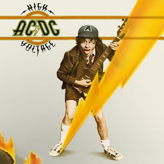 - AC/DC - HIGH VOLTAGE