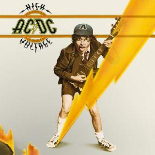 - AC/DC - HIGH VOLTAGE
