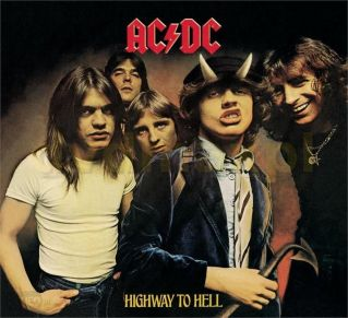 - AC/DC - HIGHWAY TO HELL