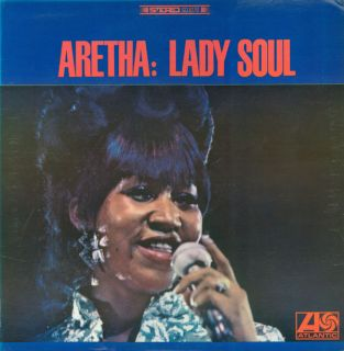 - FRANKLIN, ARETHA - LADY SOUL