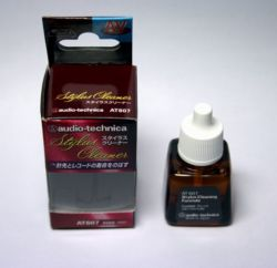 - Audio-Technica AT 607 Stylus Cleaner