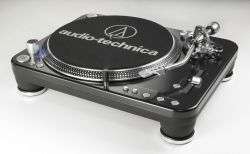 - Audio-Technica AT-LP1240USB