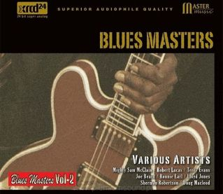 - Blues Masters vol.2 Various Artists  XRCD24