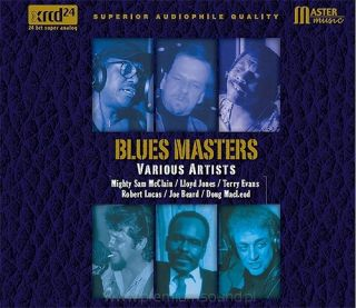 - Blues Masters Various Artists XRCD 24