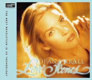- Love Scenes Diana Krall  XRCD24