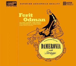 - DAMERONIA with Strings Ferit Odman  XRCD24