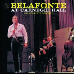- HARRY BELAFONTE - Live at Carnegie Hall 180g Vinyl