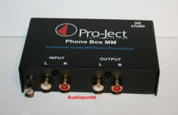 - Pro-Ject Phono BOX MM