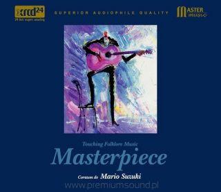 - Masterpiece ~ Touching Folklore Music corazon de Mario Suzuki  XRCD24