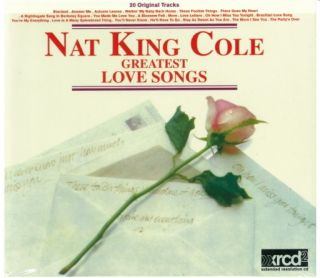 - Nat King Cole Greatest Love Songs XRCD24