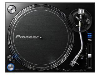 - Pioneer PLX-1000 + Ortofon 2M Blue