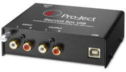 - Pro-Ject Record Box USB