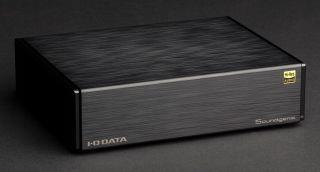 - Audiofilski transport plików/serwer NAS  I-O Data Soundgenic HDL-RA4TB