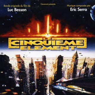 - The Fifth Element SOUNDTRACK (ERIC SERRA)