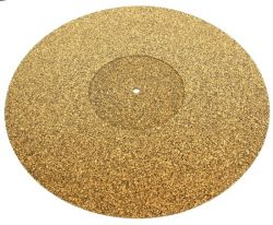 - Tonar Cork N Rubber Turntable Matt