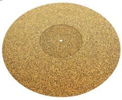 - Tonar Cork N Rubber Turntable Matt 5974 - mata do gramofonu korkowo kauczukowa