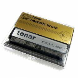 - Tonar Nostatic Brush - szczotka antystatyczna do płyt LP