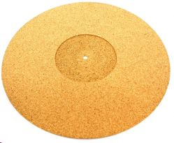 - Tonar Pure Cork Turntable Matt