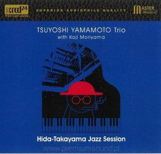 - Hida-Takayama Jazz Session TSUYOSHI YAMAMOTO Trio with Koji Moriyama  XRCD24