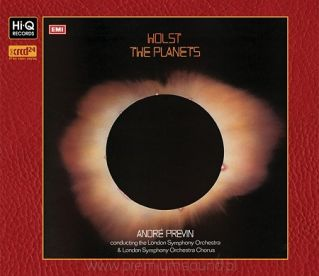 - Holst : The Planets, Op.32 Andre Previn (Conductor)  XRCD24